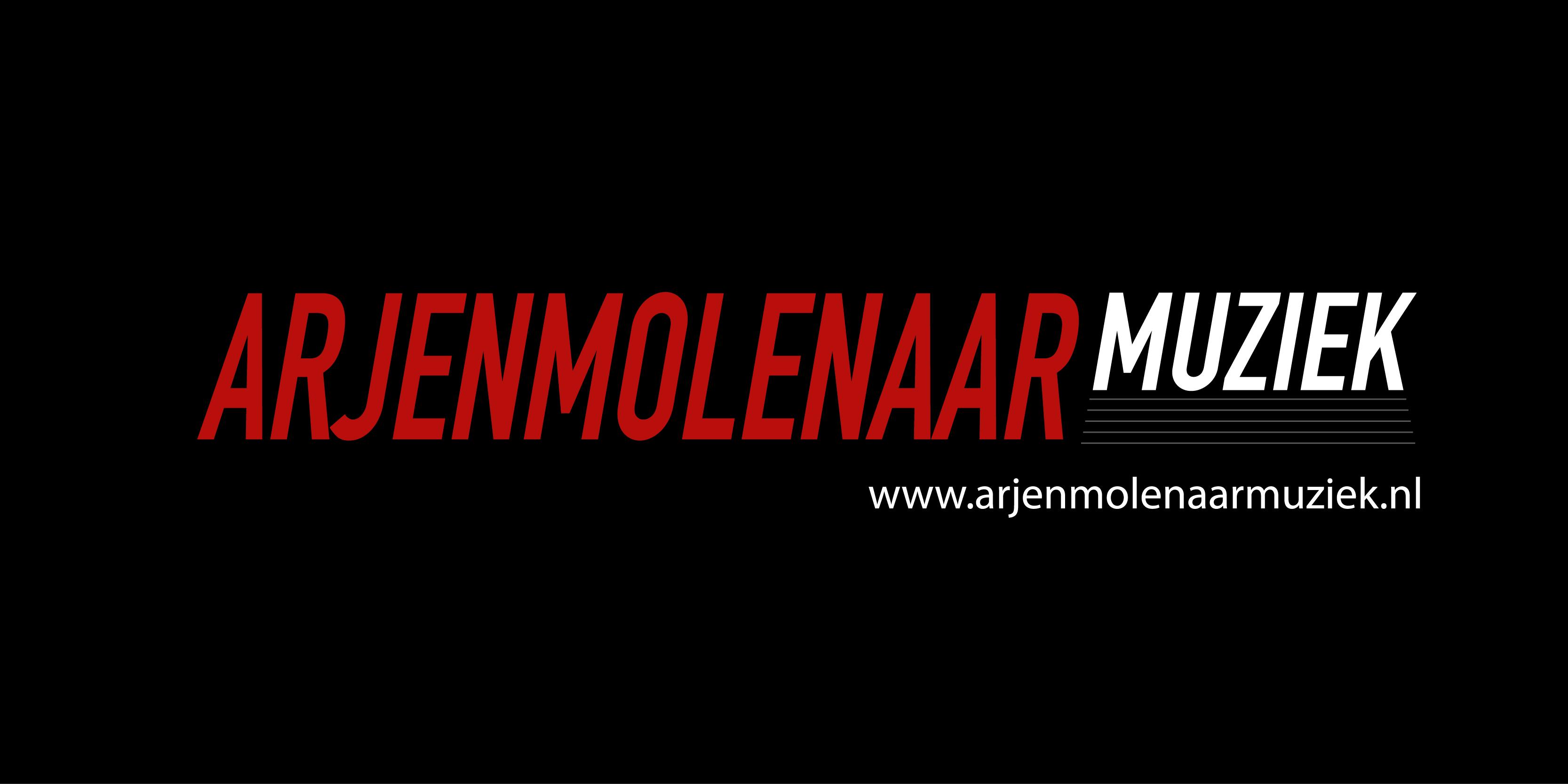Arjen Molenaar Muziek Logo